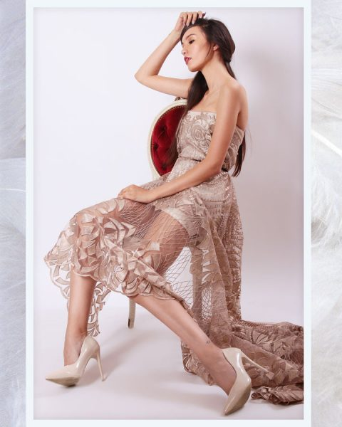 Maturske haljine Bombaj - Cipka Bombaj exclusive I