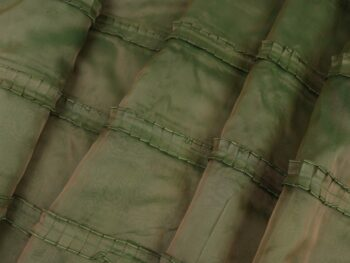 Organdin svila print