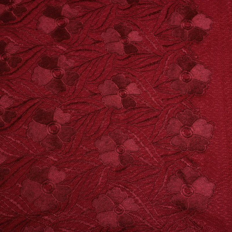 3D cipka materijal sivenje haljine