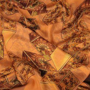 Muslin svila materijal sivenje haljine
