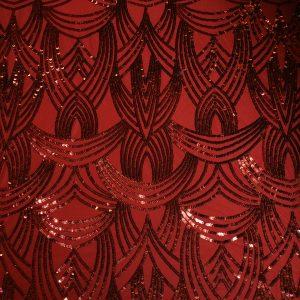 Sljokice materijal sivenje haljine
